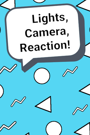 Lights, Camera, Reaction! poster image on Steam Backlog
