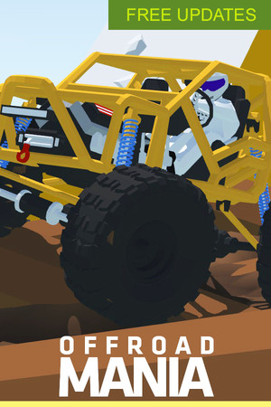 Offroad Mania poster image on Steam Backlog