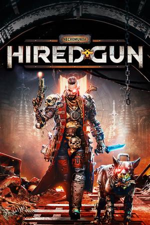 Necromunda: Hired Gun poster image on Steam Backlog