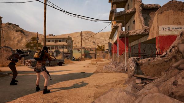 скриншот Survivor Pass: Shakedown 4