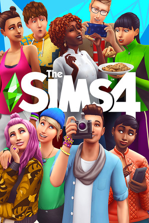 The Sims 4 poster image on Steam Backlog