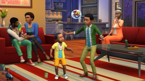 The Sims 4 Origin