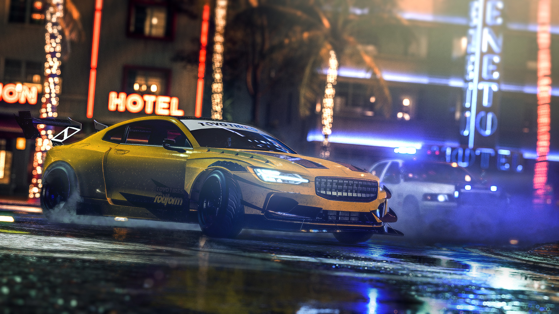 Need for Speed™ Heat Images