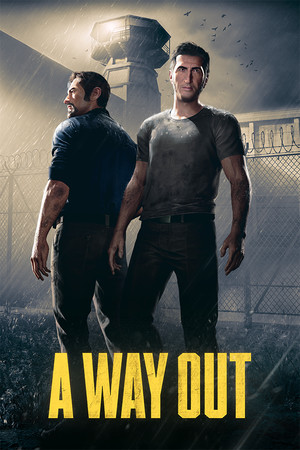 A Way Out poster image on Steam Backlog