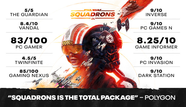 Pre-purchase STAR WARS™: Squadrons on Steam