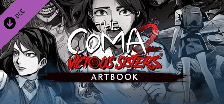 The Coma 2: Vicious Sisters DLC - Artbook