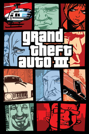 Grand Theft Auto III poster image on Steam Backlog