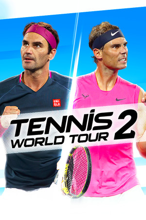 Tennis World Tour 2 poster image on Steam Backlog