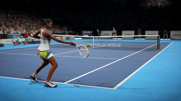 Capture d'écran n°1 du Jeu Tennis World Tour 2