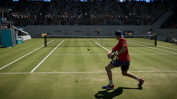 Capture d'écran n°3 du Jeu Tennis World Tour 2