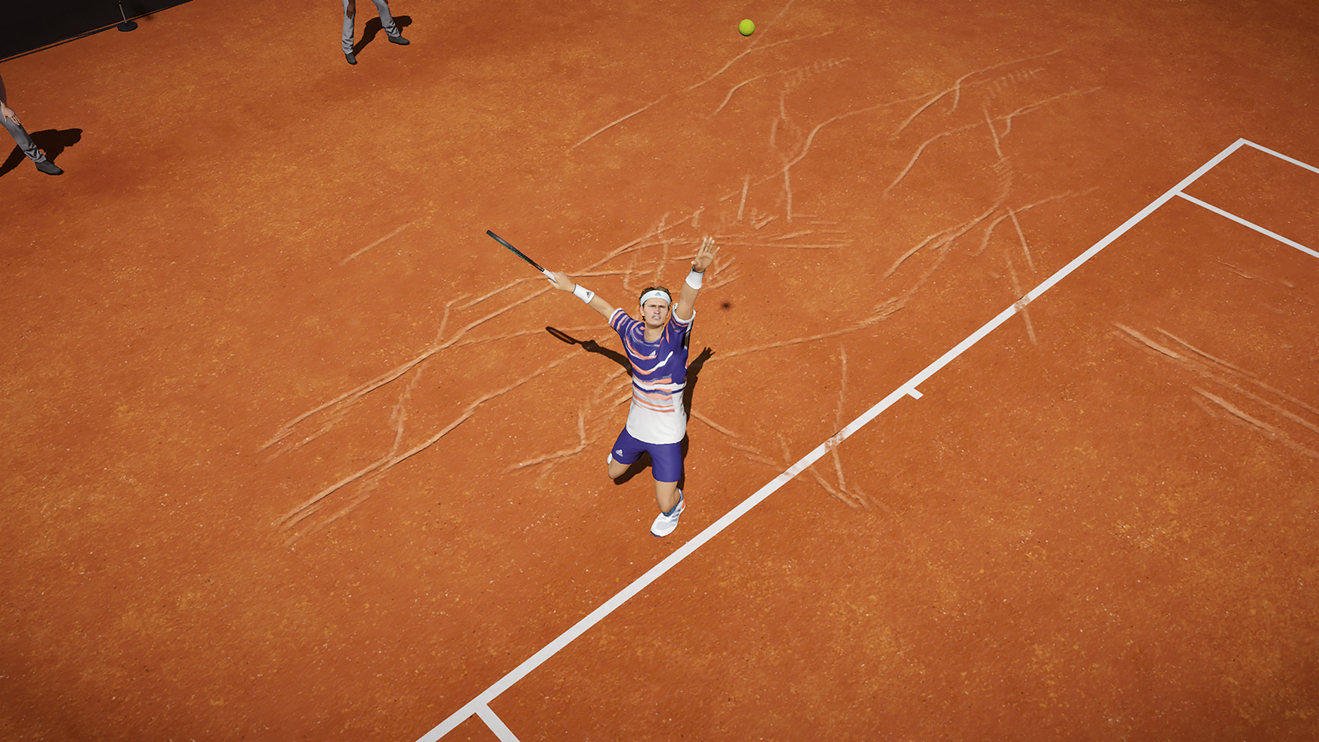 TENNIS WORLD TOURS 2 IMAGE