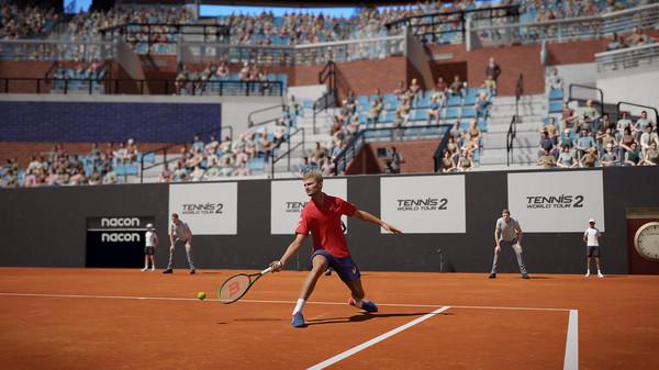 Capture d'écran n°4 du Jeu Tennis World Tour 2