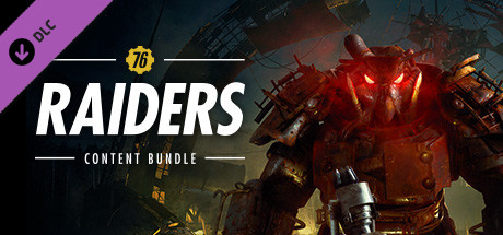 Fallout 76 Raiders Content Bundle