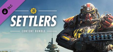 Fallout 76 Settlers Content Bundle