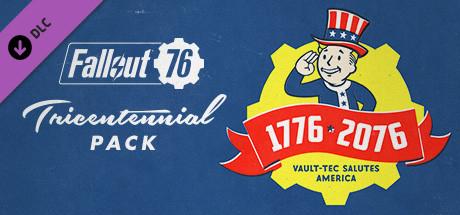 Fallout 76 Tricentennial Pack
