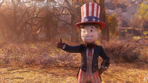 скриншот Fallout 76 Tricentennial Pack 1