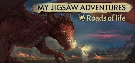My Jigsaw Adventures 1: Roads of Life Header