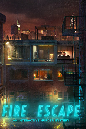 Fire Escape poster image on Steam Backlog