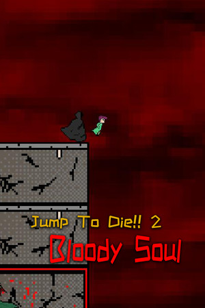 Jump To Die 2 - Bloody Soul poster image on Steam Backlog