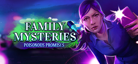 Family Mysteries: Poisonous Promises cover art
