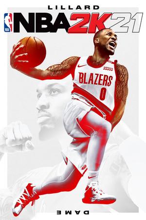 NBA 2K21 poster image on Steam Backlog