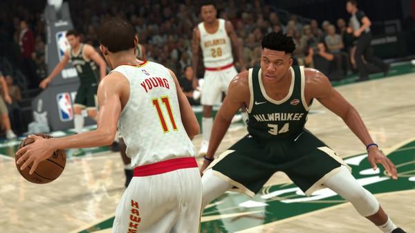 Capture d'écran n°6 du Jeu NBA 2K21