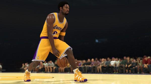 Capture d'écran n°4 du Jeu NBA 2K21