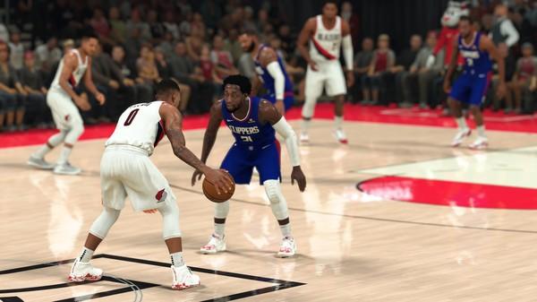 Capture d'écran n°5 du Jeu NBA 2K21