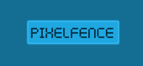 Pixelfence cover art