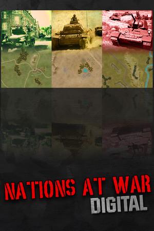 Nations At War Digital poster image on Steam Backlog