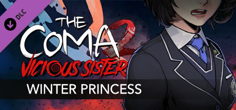 The Coma 2: Vicious Sisters DLC - Mina - Winter Princess Skin
