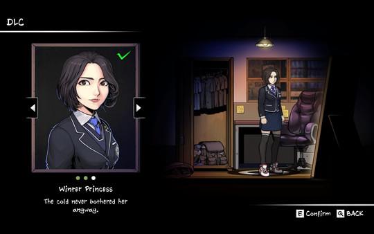 скриншот The Coma 2: Vicious Sisters DLC - Mina - Winter Princess Skin 0