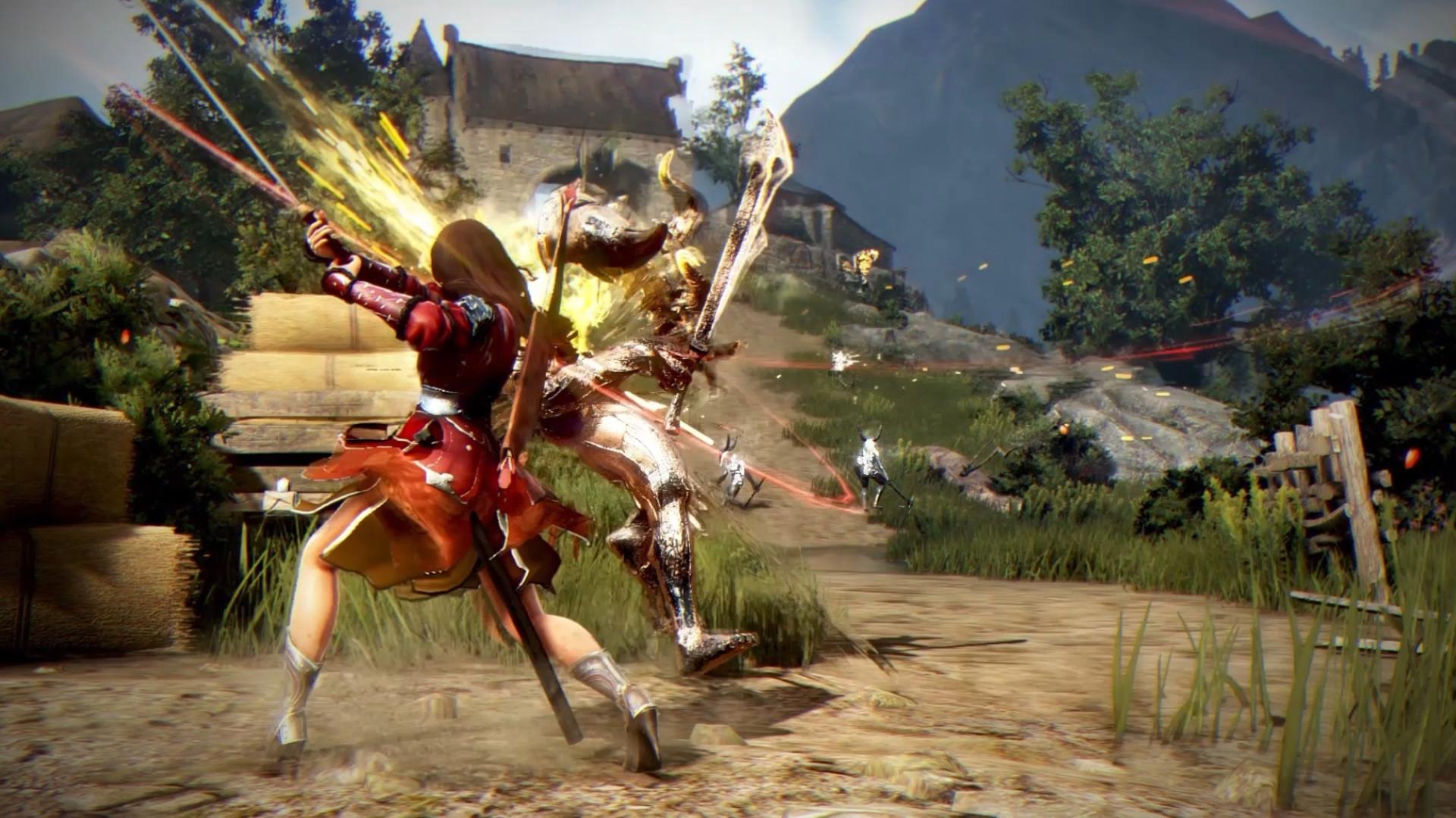 El battle royale de Black Desert Online, Shadow Arena fija fecha para la primera fase beta 2