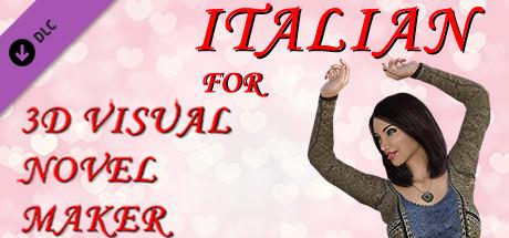 Купить Italian for 3D Visual Novel Maker (DLC)