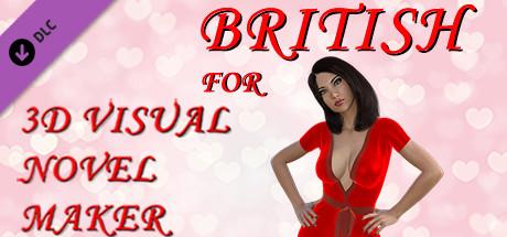 British for 3D Visual Novel Maker