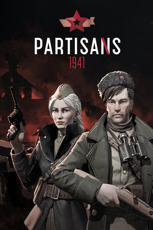 Partisans 1941 poster image on Steam Backlog