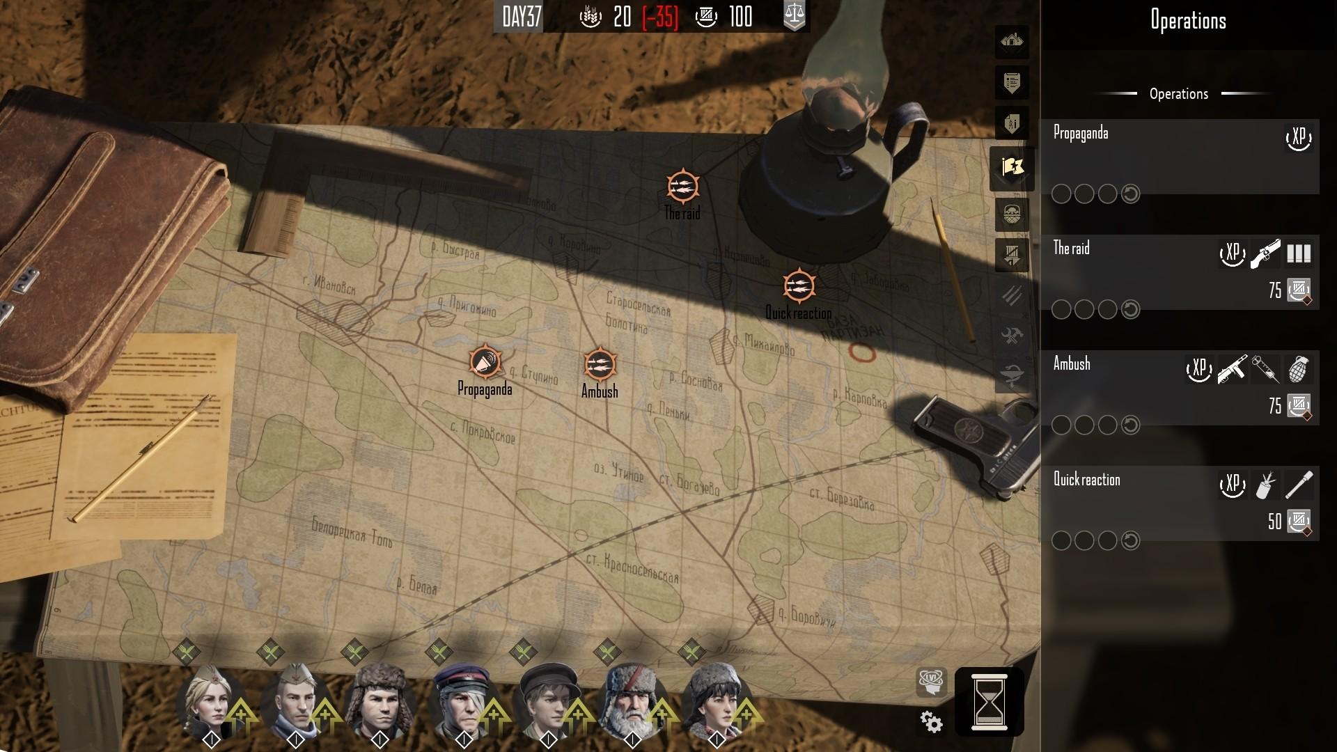 Partisans 1941 [RePack] [2020|Rus|Eng|Multi14]