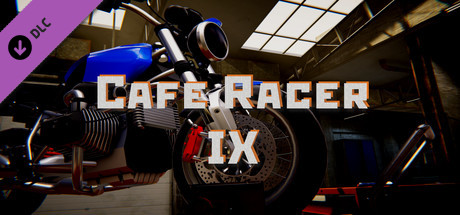 Biker Garage - Cafe Racer IX