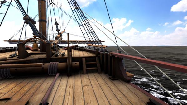 Скриншот из Ship Surveyor Through the Ages - VR