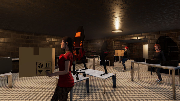 Скриншот из Gamer Shop Simulator