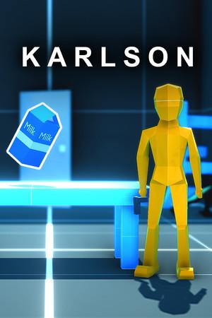 KARLSON poster image on Steam Backlog