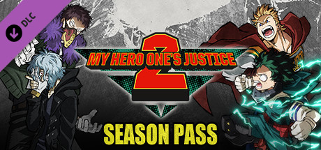 Купить MY HERO ONE'S JUSTICE 2 - Season Pass (DLC)
