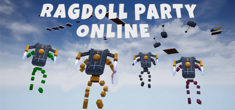 Ragdoll Party Online cover art