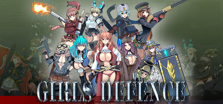 GIRLS DEFENCE Capa
