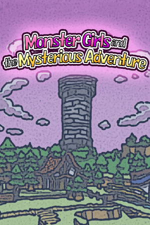 Monster Girls and the Mysterious Adventure poster image on Steam Backlog