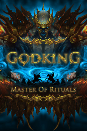 Godking: Master of Rituals poster image on Steam Backlog