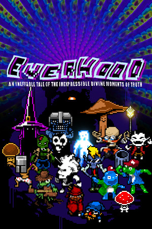 Everhood poster image on Steam Backlog