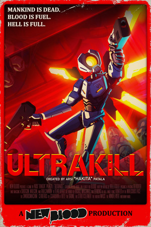 ULTRAKILL poster image on Steam Backlog