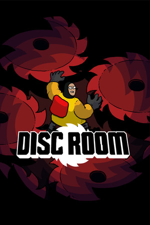 Disc Room poster image on Steam Backlog
