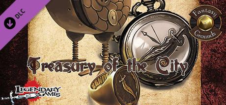Купить Fantasy Grounds - Treasury of the City (DLC)